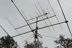 Parco antenne installazione remota