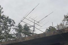 Parco antenne installazione remota IQ8ST